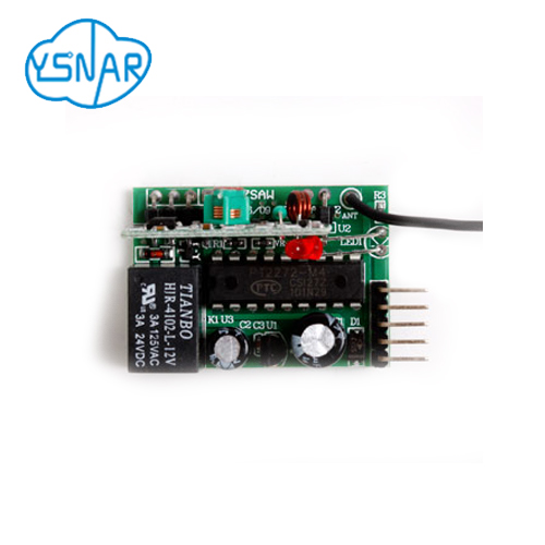 JDG-3A Receiving band relay Ask Modules